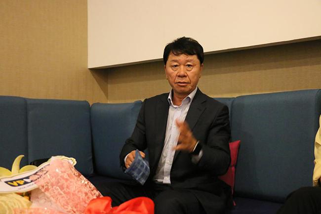 GĐKT Chung Hae Seong được kỳ vọng sẽ giúp HAGL hồi sinh để trở lại làm một thế lực tại V-League trong tương lai.
