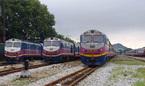 Đường sắt đưa suất ăn hàng không lên tàu 5 sao