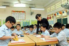 Dự thảo mônTự nhiên và Xã hội chương trình giáo dục phổ thông mới