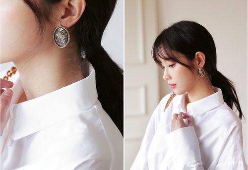Cách chọn kiểu bông tai đẹp, phù hợp với trang phục
