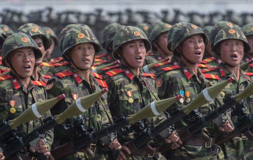 Triều Tiên,Mỹ,Kim Jong Un,Donald Trump