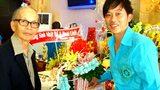 Hoài Linh xúc động bật khóc khi nghe cha phát biểu trong sinh nhật mẹ
