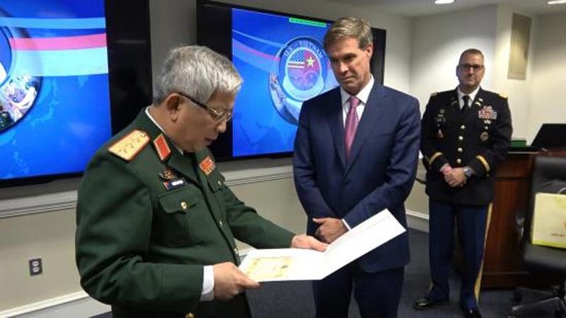 Đối thoại Chính sách Quốc phòng Việt Nam-Hoa Kỳ 2017