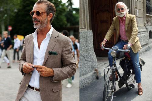 Bí quyết giúp bạn mặc đẹp đúng độ tuổi