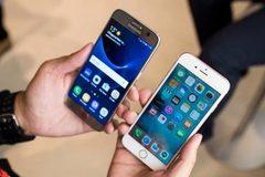 Bộ đôi iPhone 8/8 Plus bị đánh giá thấp hơn cả Galaxy S7