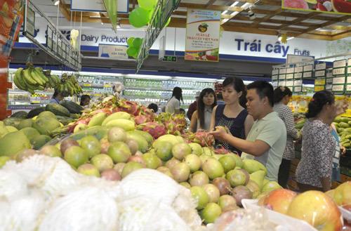 Sắp khai trương Co.opmart Tân Châu