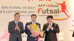 Giải Futsal AFF 2017: Tuyển Việt Nam quyết lấy vé CK