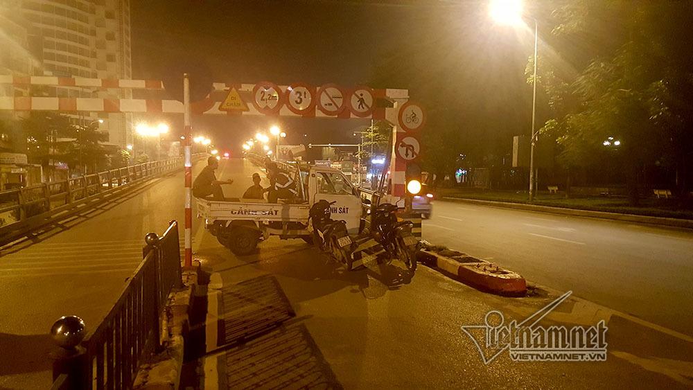 tai nạn,tai nạn giao thông,tai nạn chết người,cầu vượt Thái Hà,Hà Nội