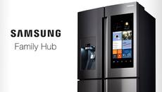 Samsung trang bị trợ lý ảo cho tủ lạnh