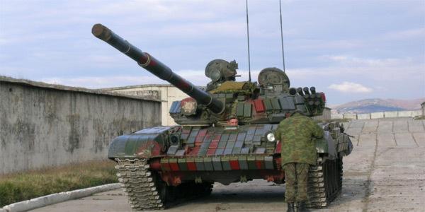 Tình hình Triều Tiên mới nhất, vũ khí Triều Tiên, xe tăng Triều Tiên