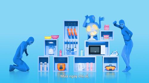 Điện máy Xanh đặt mục tiêu bán 4 triệu sản phẩm/tháng