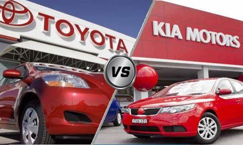 Cuộc chiến giảm giá ô tô: Màn đối đầu của các hãng xe Nhật - Hàn