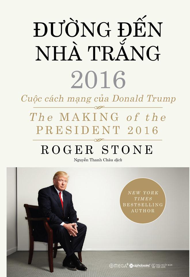 Phát hành sách về Donald Trump trong dịp ông tới Hà Nội