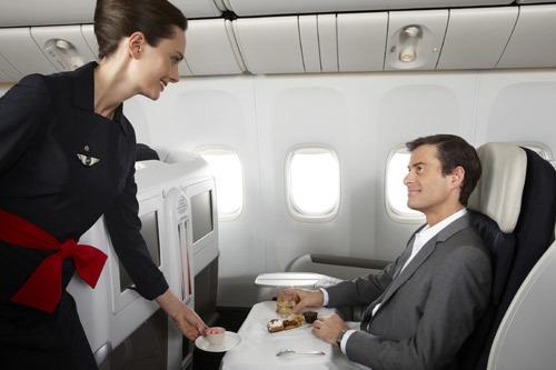 Chu du trời Âu trên những chuyến bay êm ái