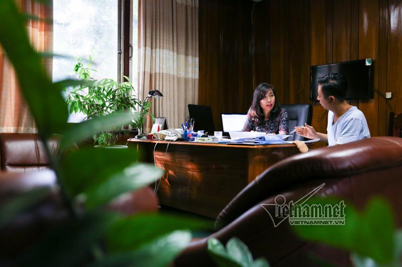 Điều chưa biết về nữ phát ngôn viên Bộ Ngoại giao