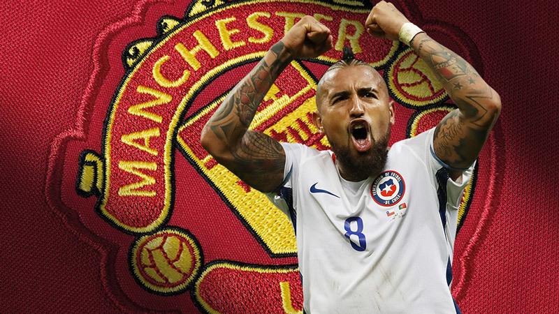 MU liên hệ Vidal, Real hỏi mua Rashford