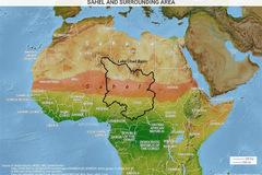 IS ra sức 'vươn vòi bạch tuộc' sang châu Phi