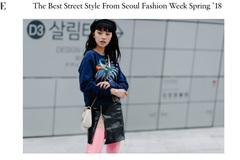 Hoa hậu con nhà giàu xuất hiện trên Vogue Mỹ với set đồ gần 1 tỉ