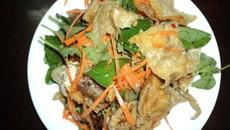 Gỏi da cá mập khô, món lạ miệng tiền triệu của nhà giàu Việt
