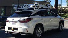 Video tiết lộ hệ thống cảm biến xe tự lái bí mật của Apple
