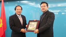 Tăng cường trao đổi kinh nghiệm làm báo giữa VN - Thái Lan
