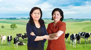 Những nữ tướng 'chống lưng' thương hiệu Việt