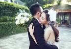 Vy Oanh chụp ảnh cưới với chồng đại gia