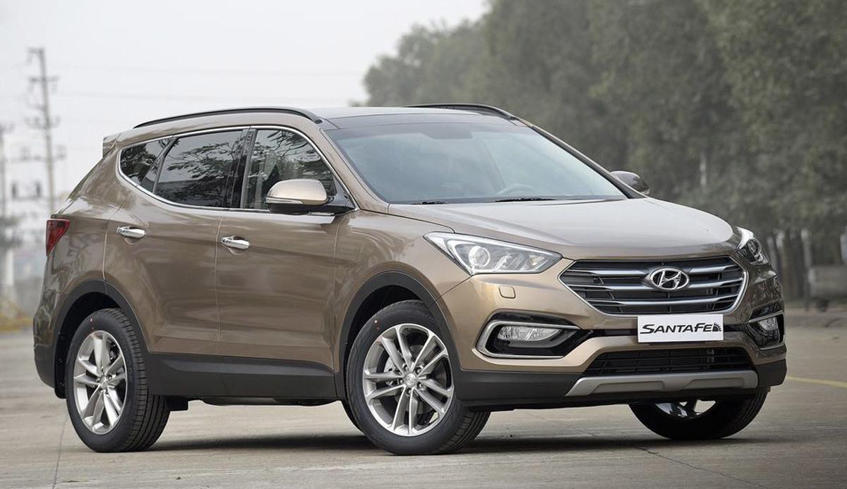 SUV,Hyundai SantaFe,Mitsubishi Pajero Sport,Toyota Fortuner,Kia Sorento,ô tô Hàn,ô tô giảm giá