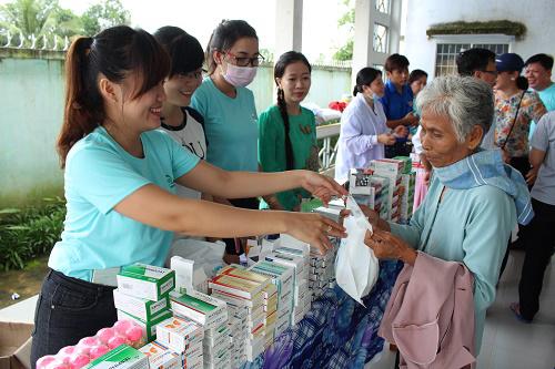 Dược Trà Vinh bền bỉ chăm sóc sức khỏe người Việt