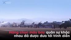 Xem chiến cơ khủng Mỹ khoe sức mạnh ở Hàn Quốc