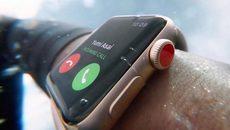 Apple Watch 3 bất ngờ bị mất kết nối thoại, Internet ở TQ