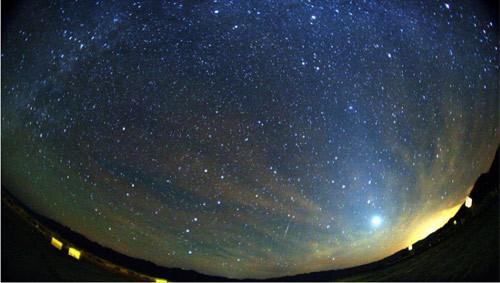 Mưa sao băng,Mưa sao băng 2017,Mưa sao băng Orionids