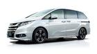 Tiện nghi, đẳng cấp với Honda Odyssey 2017 mới