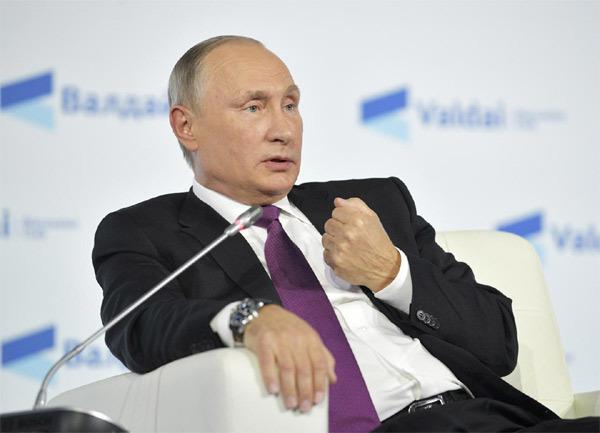 Nga,Mỹ,Tổng thống Putin