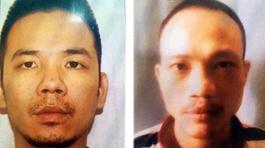 Khởi tố 3 cán bộ trại giam để 2 tử tù bỏ trốn