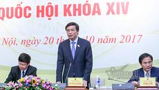 Phê chuẩn Tổng Thanh tra Chính phủ và Bộ trưởng GTVT mới vào tuần tới0
