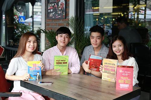 Chinh phục tiếng Hàn từ sơ cấp đến trung cấp