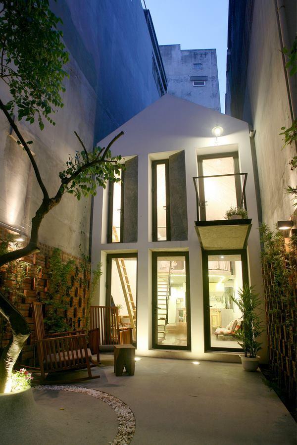 Mãn nhãn ngôi nhà 40m² của chàng Việt kiều độc thân giữa lòng Hà Nội
