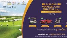 120 golf thủ hội ngộ tại Vinpearl Golf Autumn Tour 2017
