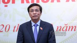 Ông Phan Văn Sáu xin thôi làm Tổng Thanh tra Chính phủ