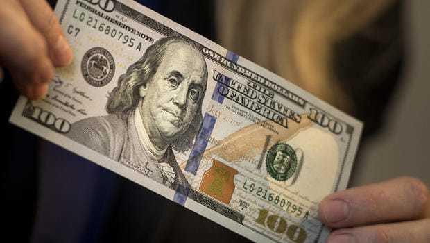 Tỷ giá ngoại tệ ngày 21/10: USD tăng giá