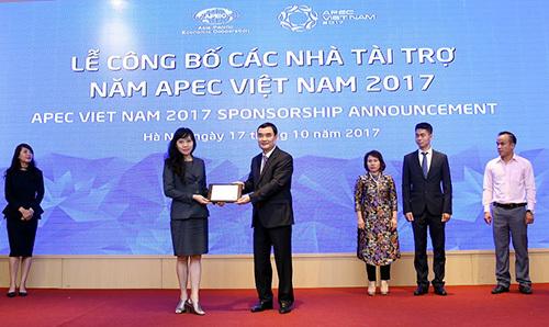 Thương hiệu vang Việt chiêu đãi Nguyên thủ tại APEC 2017