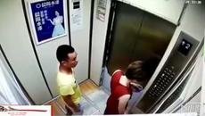 10 clip 'nóng': Một phụ nữ bị trai lạ tấn công trong thang máy