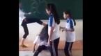 Đình chỉ học 6 nữ sinh đánh hội đồng, cưỡi lên đầu và lột áo bạn