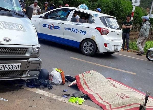 Phượt thủ gặp nạn, tai nạn giao thông, Đà Lạt, Lâm Đồng