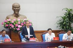 Phó Thủ tướng: Một bộ phận thực thi công vụ dung túng tiêu cực