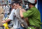 Băng nhóm dùng mã tấu gây ra hàng loạt vụ cướp vùng ven Sài Gòn