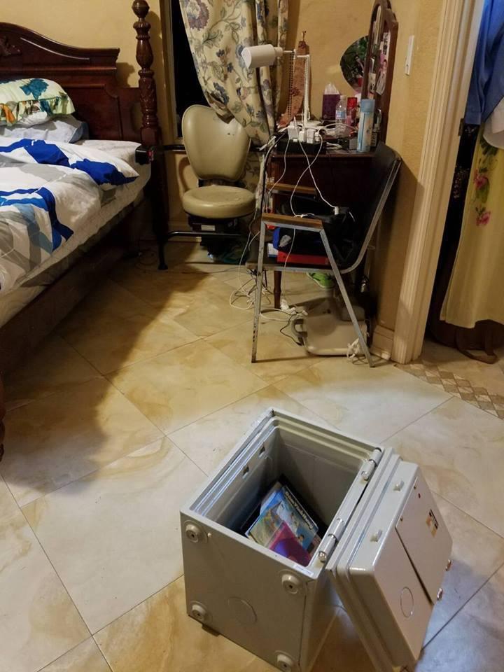 Nhà em trai Hoài Linh bị trộm đột nhập phá két sắt