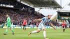 Video bàn thắng Huddersfield 2-1 MU