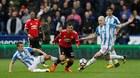 Huddersfield 2-1 MU: Rashford rút ngắn cách biệt (H2)